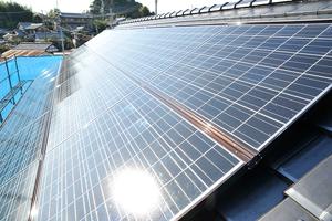 太陽光発電 設置のながれ