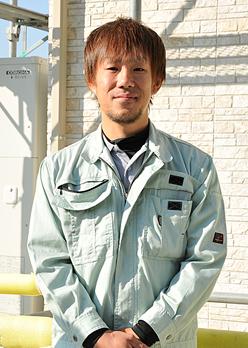 京セラソーラーFC奈良の施工スタッフ